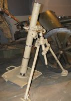 GUN10 German 81mm Mortar