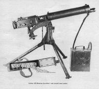 GUN17 British Vickers MMG