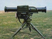 GUN35 Chinese Red Arrow Rocket system
