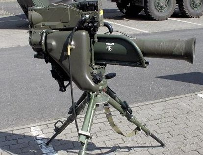 GUN24 MILAN ATGM with MIRA optics