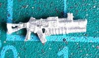 Galil M203 Israel Assault rifle with Grenade Launcher