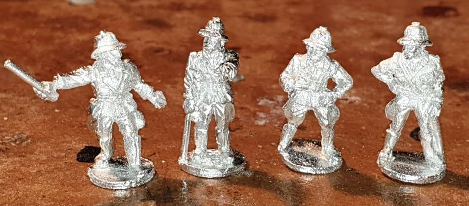 FT08 Tropic French Commanders