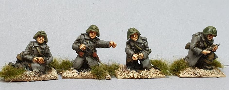 DAN10 WW2 Danish Infantry AT gunners