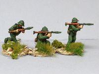 NVA07 North Vietnam Army with RPGs