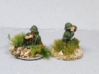 NVA08 North Vietnam Army Spotter Team