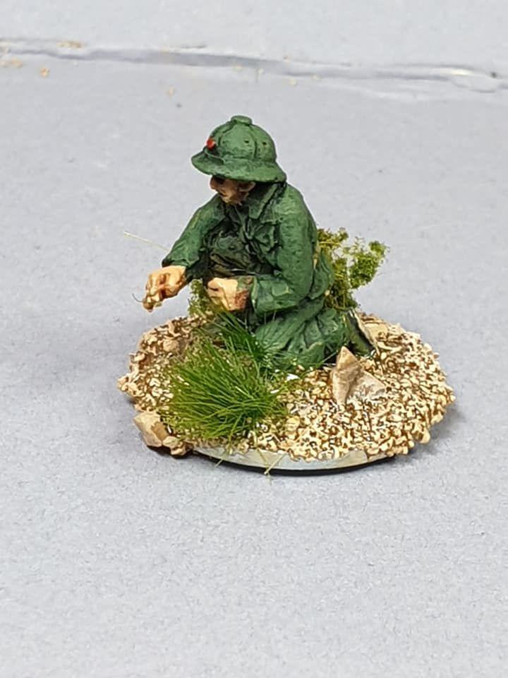 NVA12 North Vietnam Army Medic or gunner (no weapon supplied)
