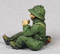 NVA14 North Vietnam Army recoiless rifle gunner (no weapon supplied)