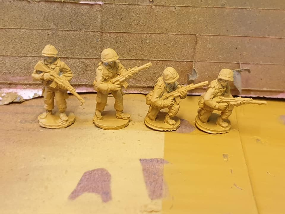 NAT22 NATO FAL Riflemen pack 2