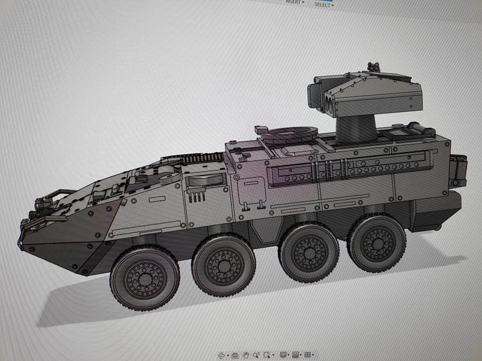 VMUS05D M1134 ATGM