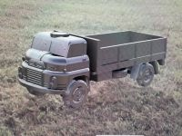 VBA05A British RL  truck, open back version