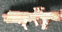 L85A1UGL British Army Bullpup rifle , Grenadier SA80