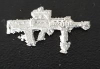 L85A3 SPOOKY sight British Army Bullpup rifle, second pattern rail , SA80
