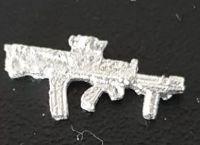 L22A2 British Army Bullpup Carbine , SA80