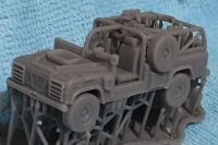 VBA13 WMIK Guntruck Later Version. comes with a GPMG and .50 HMG