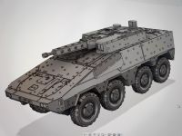 VBA08 BOXER LANCE  APC used by Germany and many others