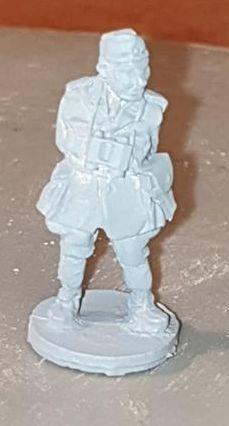 DAN12 WW2 Danish General
