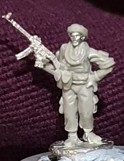 Going to Moulds : VOTE014 YPG Kurds PHASE 1