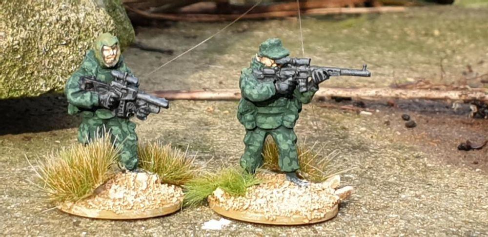 RUS15 Modern Russian Marksmen
