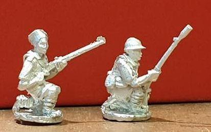 SEN04 French Colonial Senegalese VB Rifle grenadier team