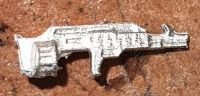 Scifi Combat shotgun version 1