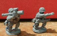 NAT24 NATO 2man Stinger Blowpipe team firing