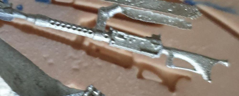 M1919A6Korea with Bipod