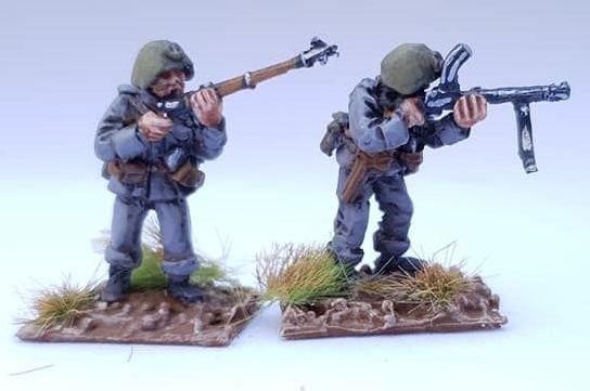 x conpleted: Commission: Danish WW2
