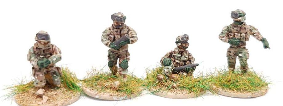 OBJ16 Generic modern Gun crews