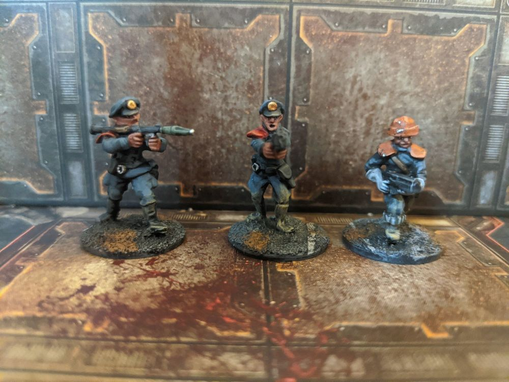 DF26 Wasteland Cops