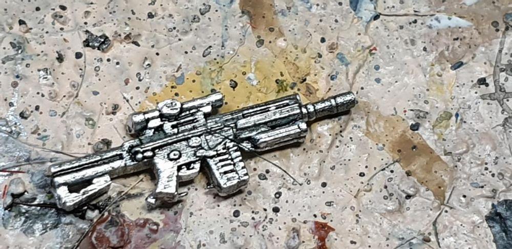 AK4DMR Sweden Marksman Rifle