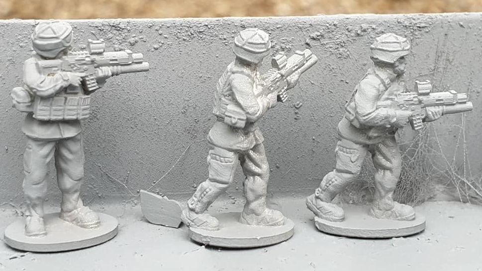 SWD04 Modern Swedish AK5c Grenadiers (new version)