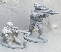 SWD09 Modern Swedish DMR and Sniper