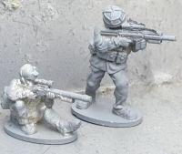 SWD09 Modern Swedish DMR and Sniper