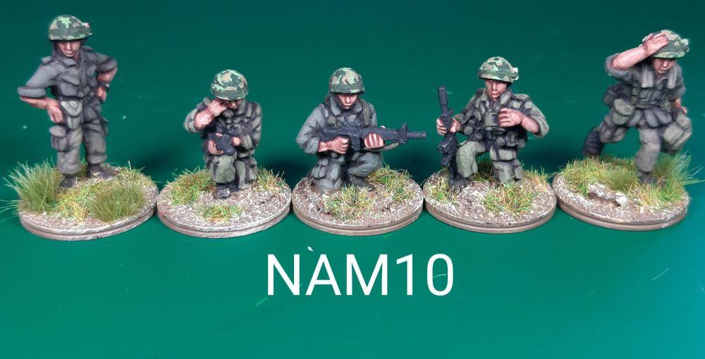 NAM10 - US Army field HQ