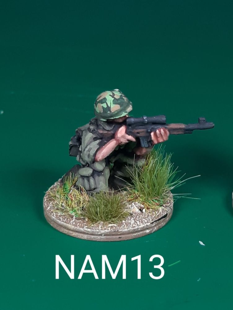 NAM13 - US Army Sniper with M21