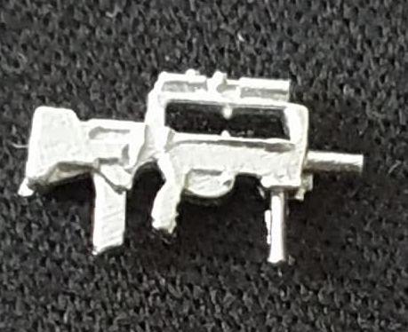 FAMAS Mk2 with 4x optic