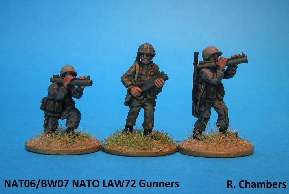 NAT06/BW07 NATO LAW72 Gunners