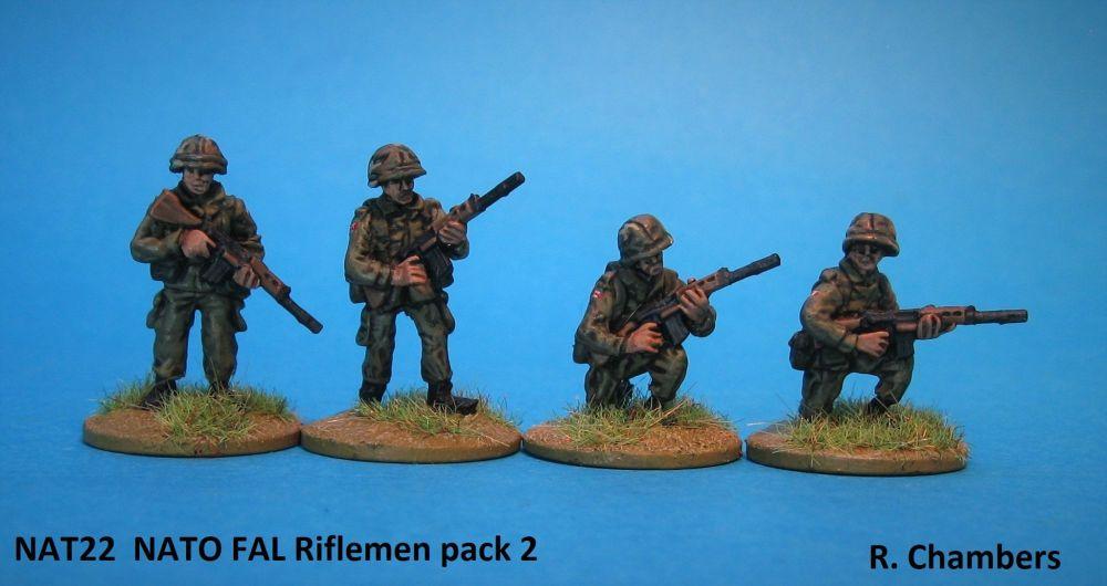 NAT22 NATO FAL Riflemen pack 2