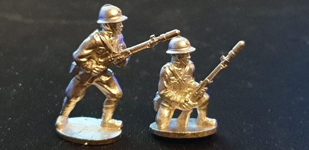 THA10 Thai rifle grenadiers