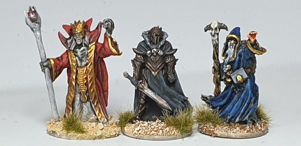 FAN03 Evil Trinity