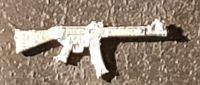 MP44 Stg44 WW2 German  Assault Rifle