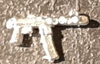 Pps43 Soviet SMG
