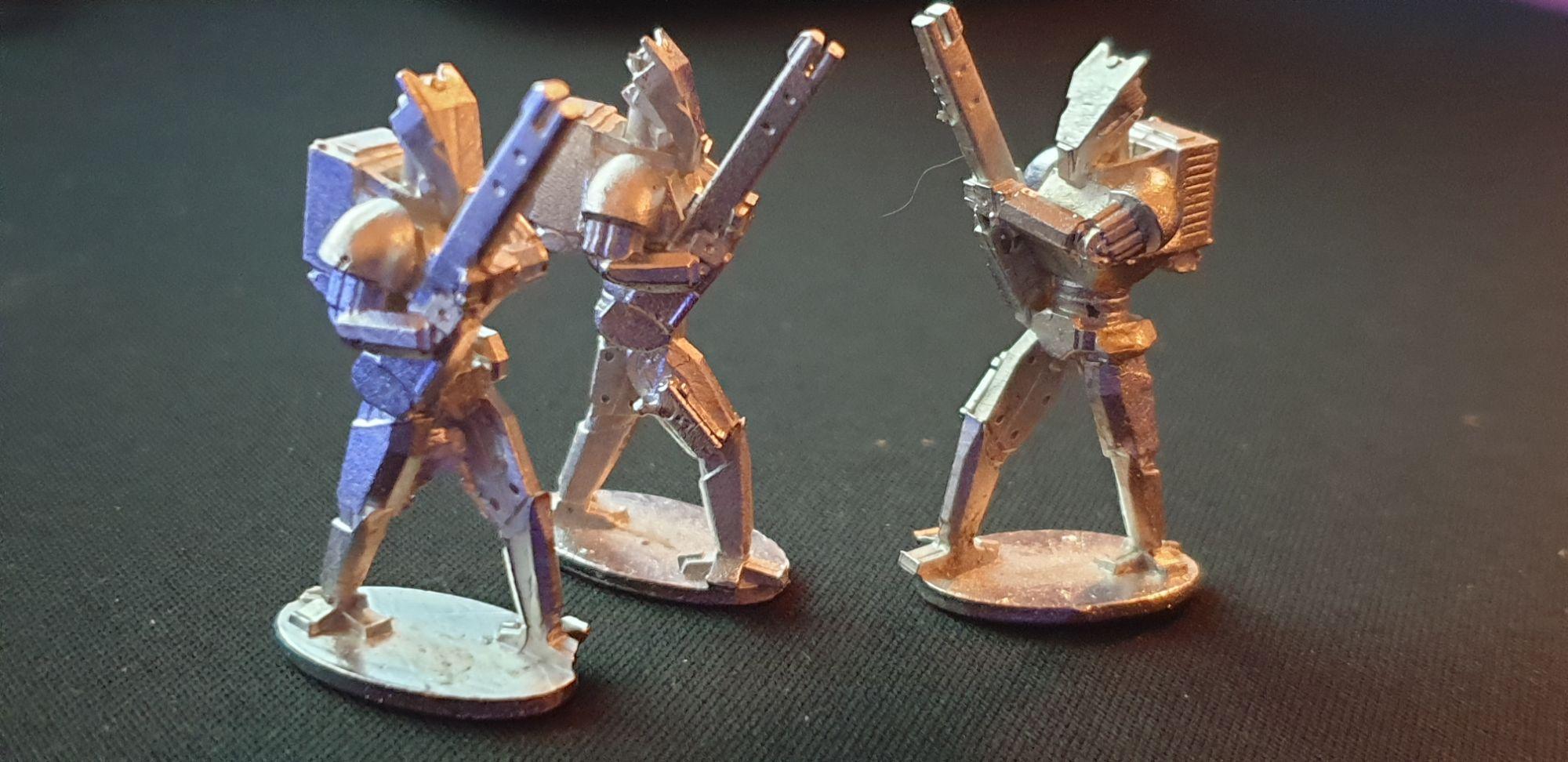 Combat Skinnies