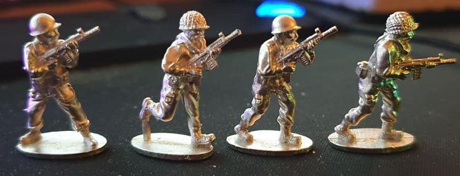 IRN01 Riflemen with G3 Advance