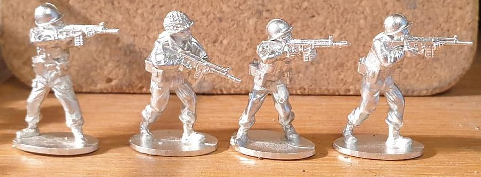 IRN02 Riflemen with G3 Skirmish