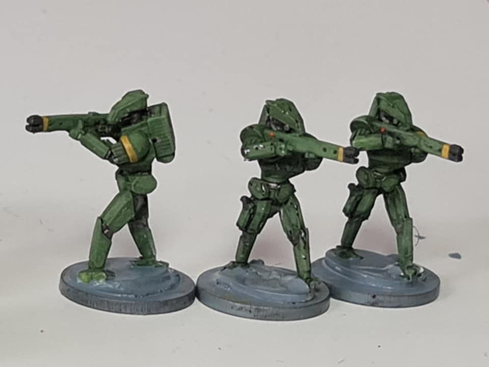 ROT01 Combat Skinnies advancing ready
