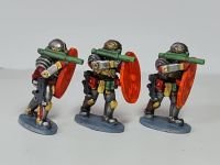 SL02 Star Legion Hastati armed with Pilum RPG and Energy Shields used for front line assault.