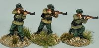 GEB02 Mountain Infantry skirmishing with K98 and windproof smocks