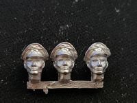 HED102 WW2 German Heer crusher caps