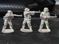BRM03 Brandenburg riflemen skirmishing